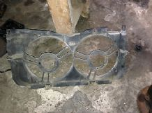 peugeot 205 1.6 / 1.9 gti cooling fan housing no motors